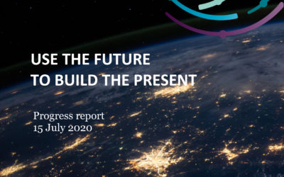 Publication of GESDA Progress Report No1 (July 2020)