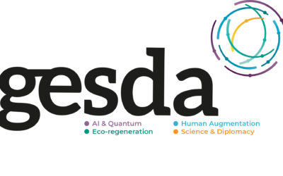 Hungry for daily science anticipation news? GESDA is now live on social media!
