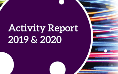 Looking retrospectively at 18 months of activity: the GESDA Activity Report 2019 & 2020 is out